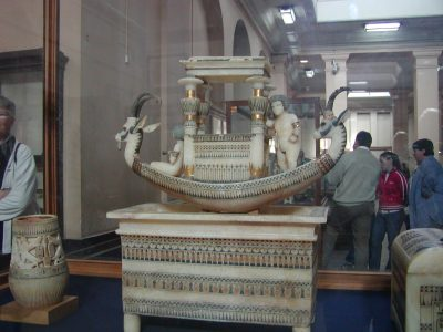 The Egyptian Museum - 2004-01-19-101215