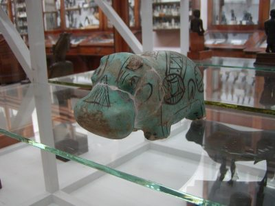 The Egyptian Museum - 2004-01-19-101322