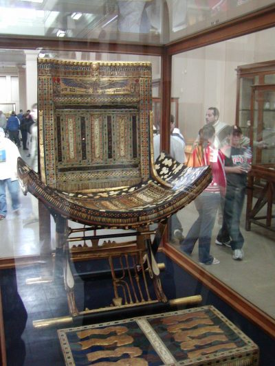 The Egyptian Museum - 2004-01-19-101439