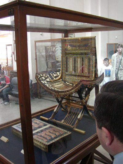 The Egyptian Museum - 2004-01-19-101452