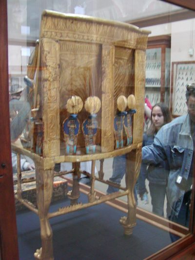 The Egyptian Museum - 2004-01-19-101628