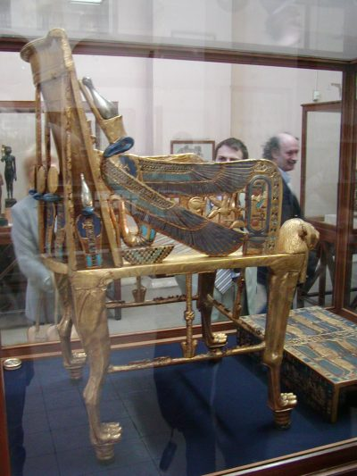 The Egyptian Museum - 2004-01-19-101650