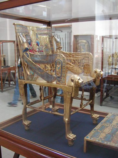 The Egyptian Museum - 2004-01-19-101657