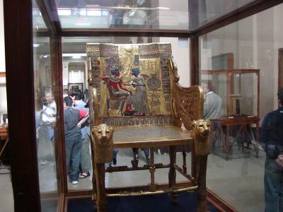 The Egyptian Museum - 2004-01-19-101705
