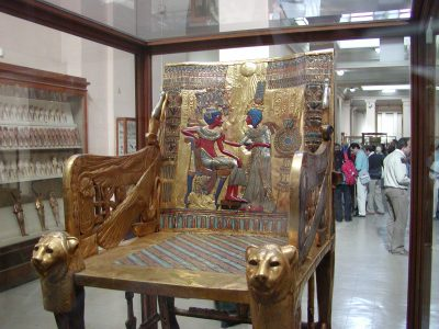 The Egyptian Museum - 2004-01-19-101753