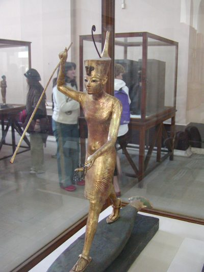 The Egyptian Museum - 2004-01-19-101934
