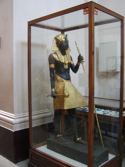 The Egyptian Museum - 2004-01-19-102023