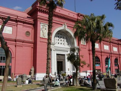 The Egyptian Museum - 2004-01-19-110031