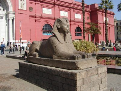 The Egyptian Museum - 2004-01-19-110227