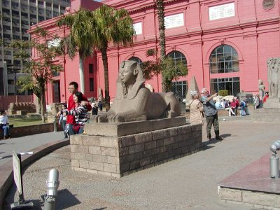 The Egyptian Museum - 2004-01-19-110237