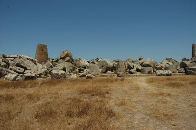 Selinunte - ruins of ancient Greek and Phoenician city