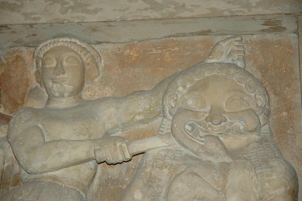"Archeological Museum ""A. Salinas"" - 2005-07-20-113050"