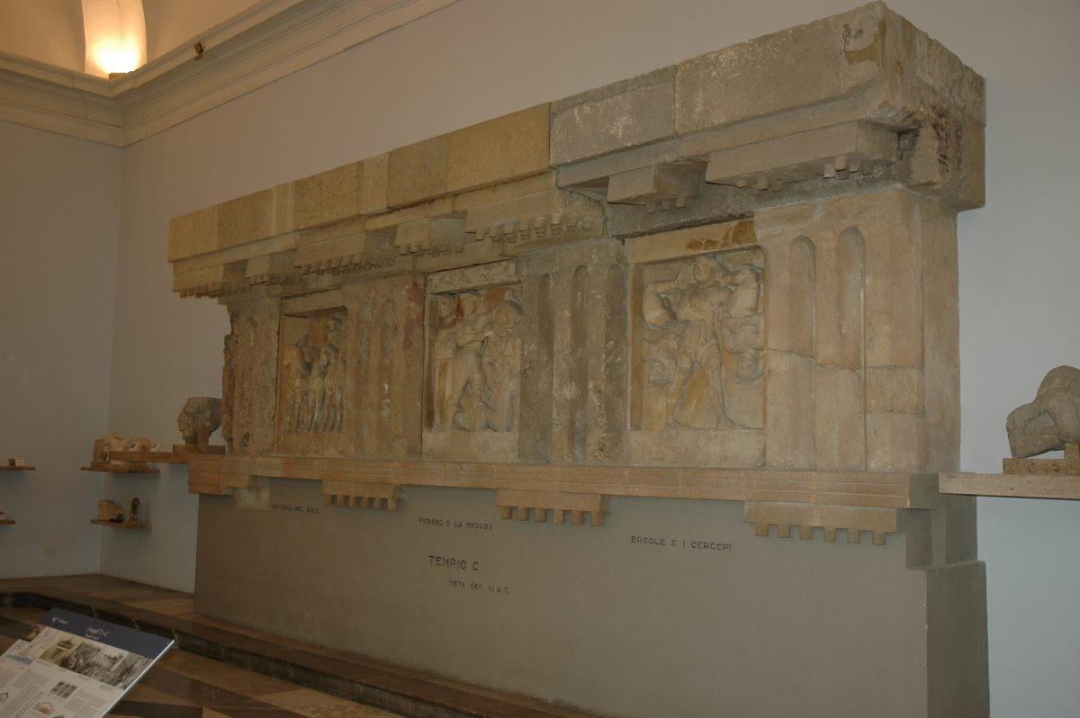 "Archeological Museum ""A. Salinas"" - 2005-07-20-113953"
