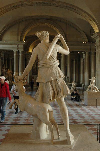 DIana - Louvre