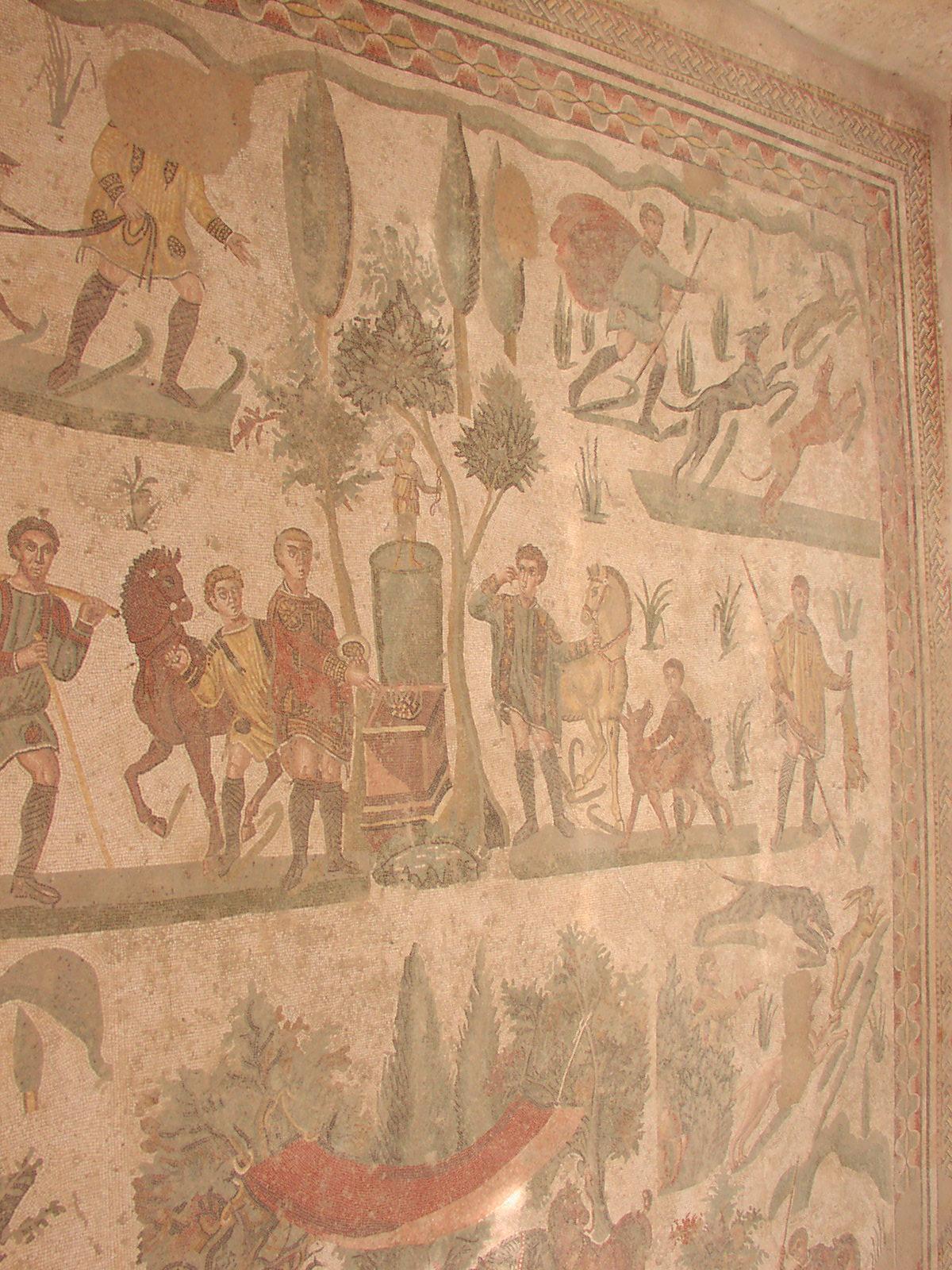 Villa Romana del Casale - p1010231