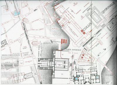 Lanciani: Forma Urbis Romae - 16-LL-quirinalis