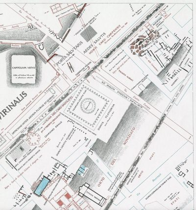 Lanciani: Forma Urbis Romae - 16-UR-quirinalis