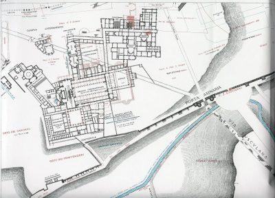 Lanciani: Forma Urbis Romae - 37-lateran