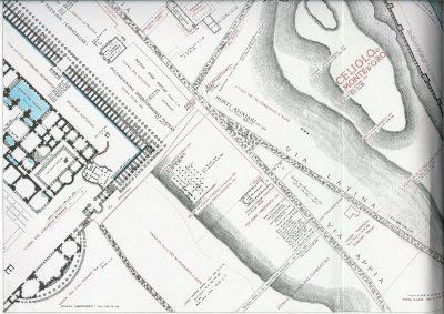 Lanciani: Forma Urbis Romae - 42-LL-thermae-antoniane