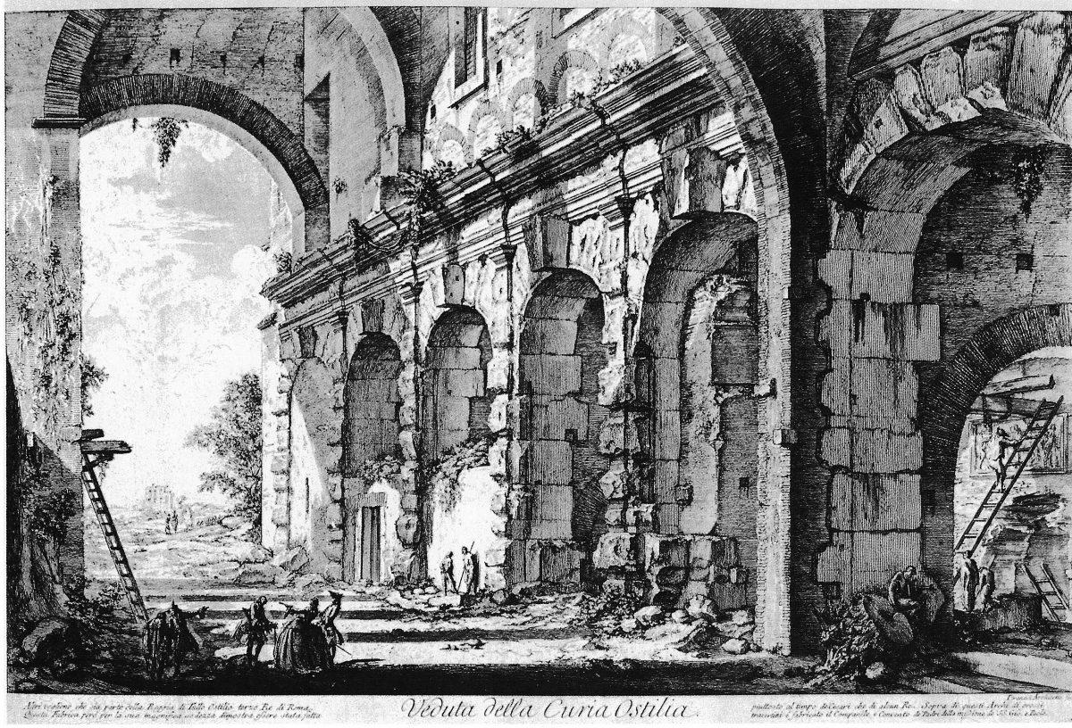 Engravings by Piranesi - piranesi025