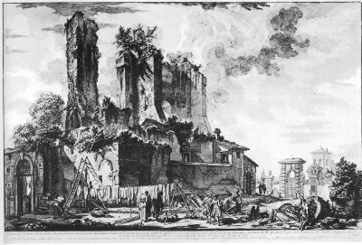 Engravings by Piranesi - piranesi034