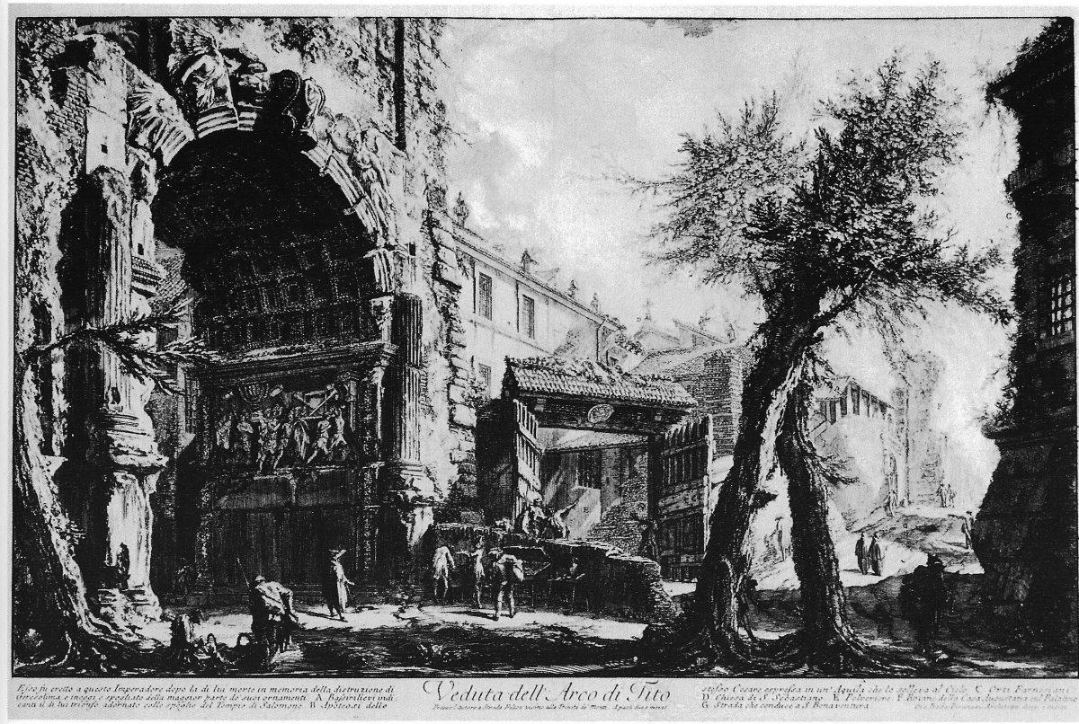 Engravings by Piranesi - piranesi052