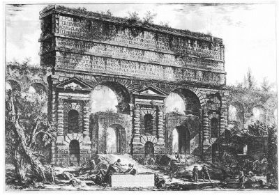 Engravings by Piranesi - piranesi119