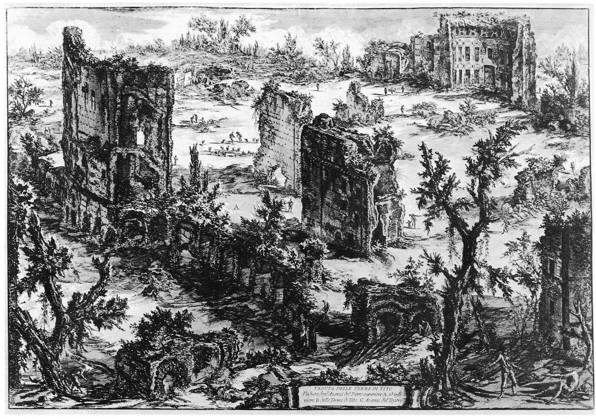 Engravings by Piranesi - piranesi123