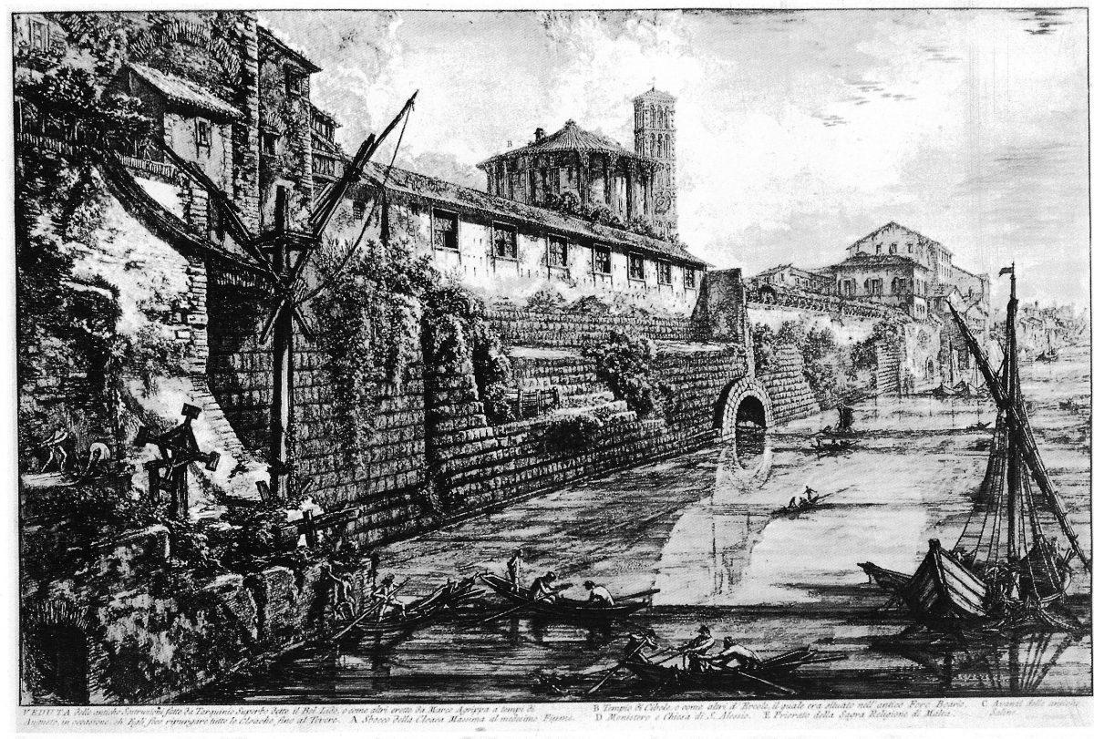 Engravings by Piranesi - piranesi125