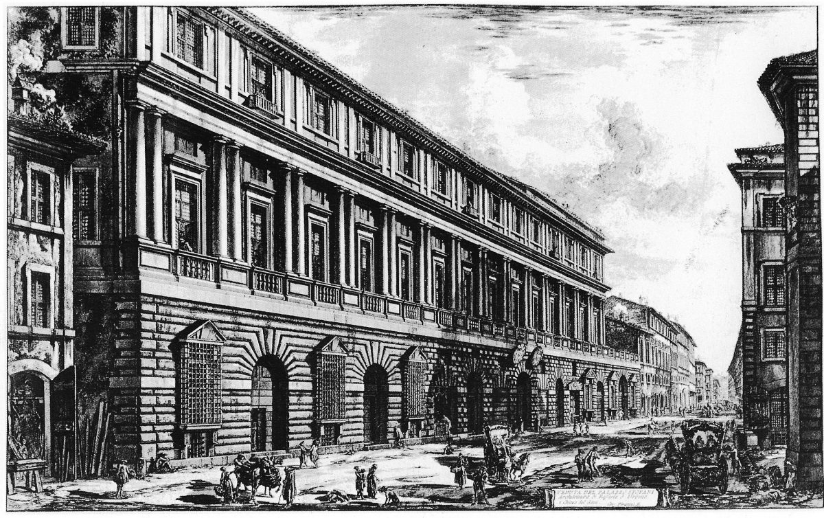 Engravings by Piranesi - piranesi128