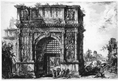 Engravings by Piranesi - piranesi135