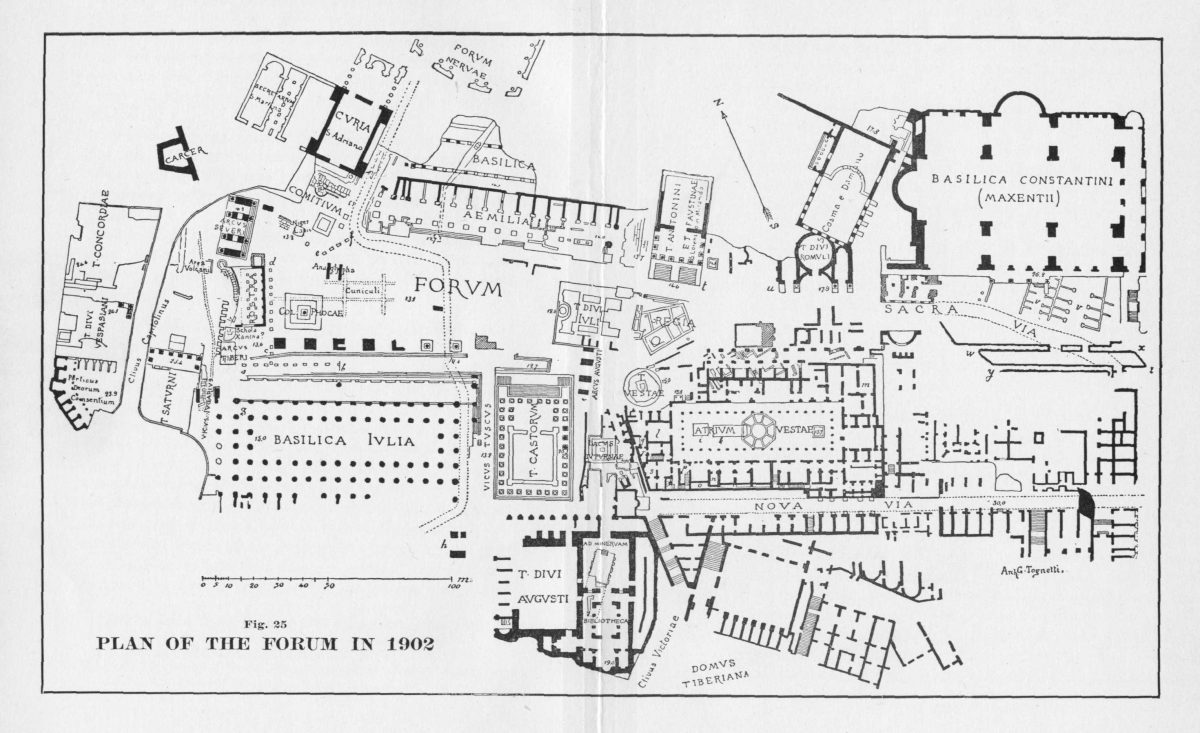 Platner: Topography and Monuments - forum1902