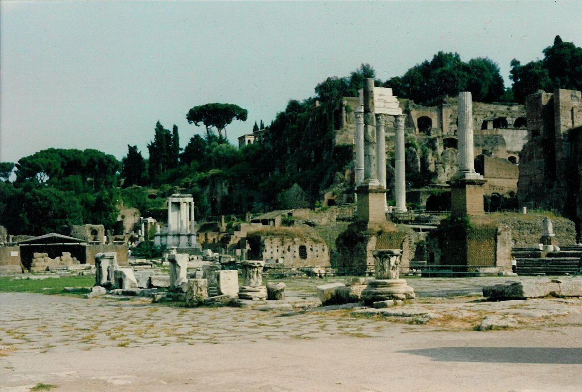Forum Romanum - 1992-08-17-002