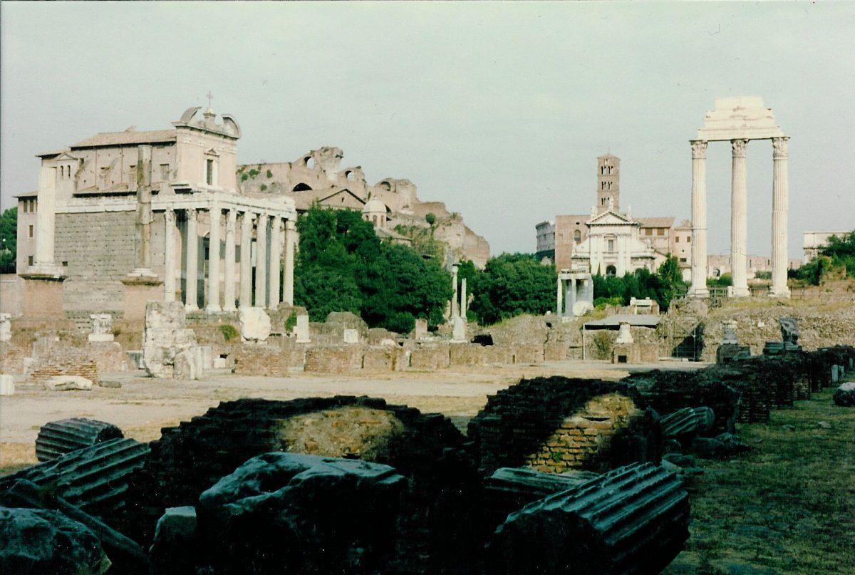 Forum Romanum - 1992-08-17-003