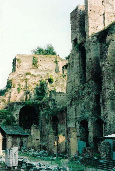Forum Romanum - 1992-08-17-006