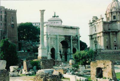 Forum Romanum - 1992-08-17-010