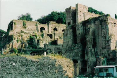 Forum Romanum - 1992-08-17-012