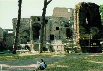 Palatine Hill - 1992-08-17-027