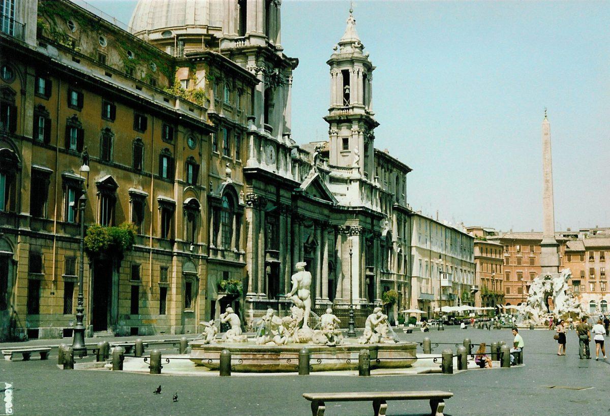 Rome - 1992-08-27-001