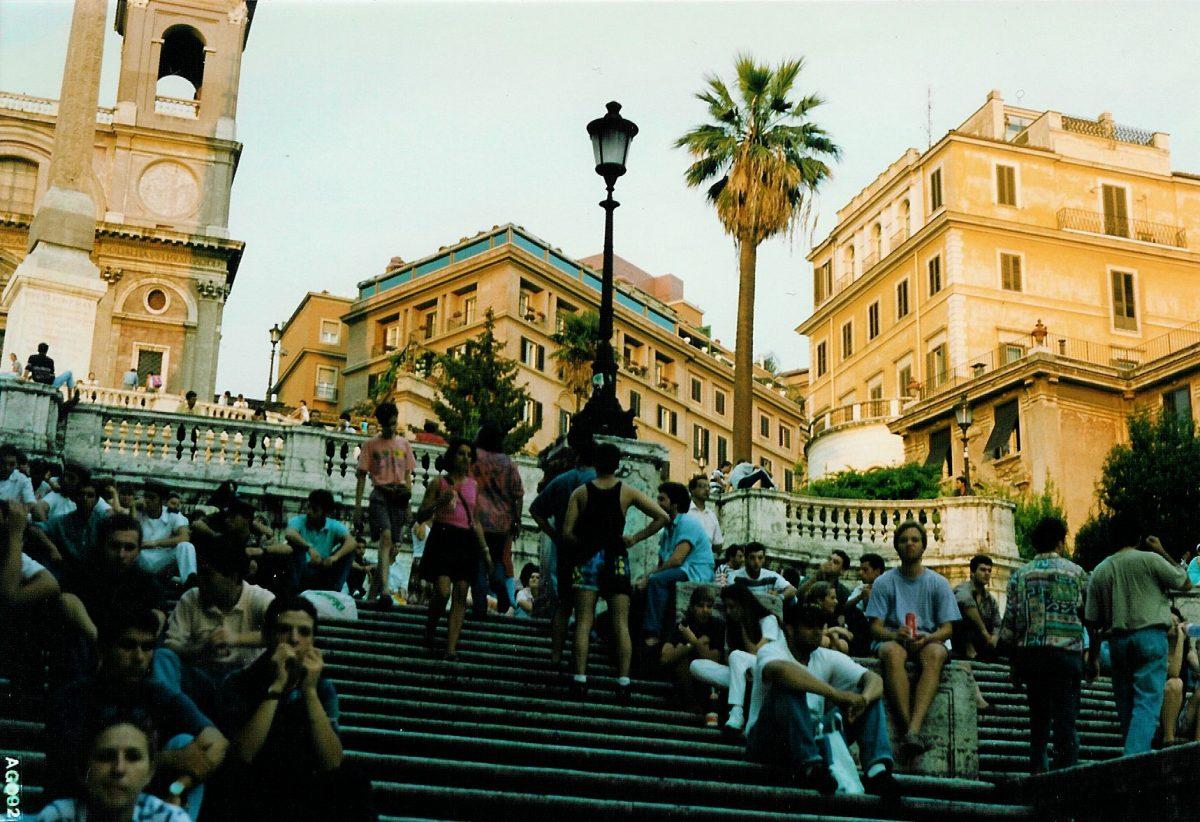 Piazza di Spagna - 1992-08-27-007