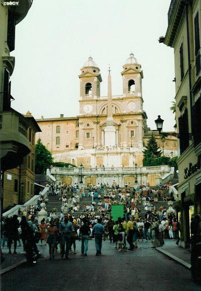 Piazza di Spagna - 1992-08-27-009