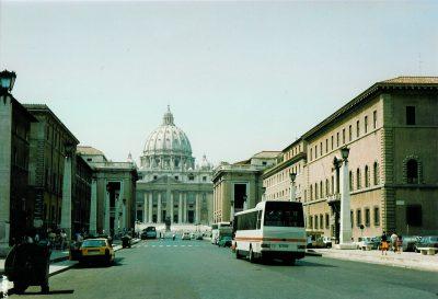 Via della Concilicazione - 1992-08-27-012